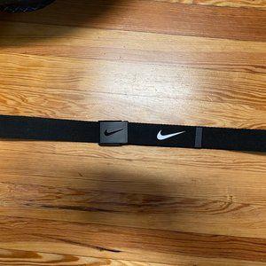 Nike Belt - webbing style belt